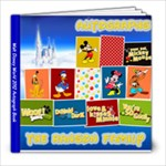 2012 Autograph Book - 8x8 Photo Book (60 pages)