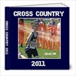 Cross Country - 8x8 Photo Book (30 pages)