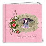 8x8 (20 pages): Love is YOU! - any theme - 8x8 Photo Book (20 pages)