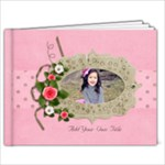 9x7 (20 pages) : Love is YOU! any theme - 9x7 Photo Book (20 pages)