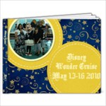 Disney May 13-16, 2011 20 pages A done - 9x7 Photo Book (20 pages)