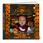 Kenneth s Second Halloween - 8x8 Photo Book (20 pages)
