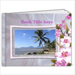 Floral 7x5 Picture Book - 7x5 Photo Book (20 pages)