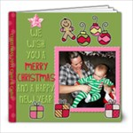xmas & new years - 8x8 Photo Book (30 pages)