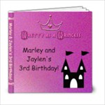 Birthday - 6x6 Photo Book (20 pages)