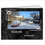 Marble 9x7 Book (20 Pages) - 9x7 Photo Book (20 pages)