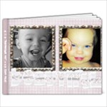 17-18 months - 9x7 Photo Book (20 pages)