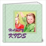 Happy kids - 8x8 Photo Book (20 pages)