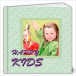 Happy kids - 12x12 Photo Book (20 pages)
