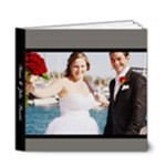 Maria Zidio Wedding - 6x6 Deluxe Photo Book (20 pages)