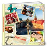 Poland - 12x12 Photo Book (20 pages)