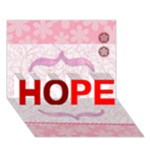 Happy Day - HOPE 3D Greeting Card (7x5)
