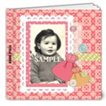 Paper Dolly Set Book - 8x8 Deluxe Photo Book (20 pages)