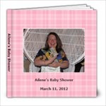 Ailene - 8x8 Photo Book (20 pages)