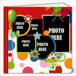 Carnival 12x12 Book - 12x12 Photo Book (20 pages)