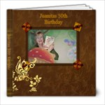 Juanitas 50th - 8x8 Photo Book (20 pages)