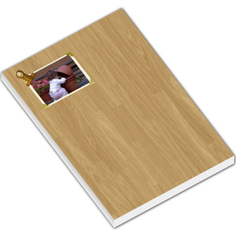 Timber Large Memo By Deborah   Large Memo Pads   Czjc69p9dco4   Www Artscow Com