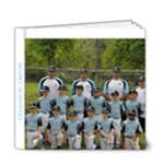 CAJUN SLUGGERS  - 6x6 Deluxe Photo Book (20 pages)