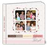 Mother 1st Family Album  - 8x8 Deluxe Photo Book (20 pages)