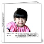 Baibua s memories Vol VI - 12x12 Photo Book (60 pages)
