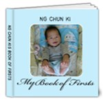 CK Ng - 8x8 Deluxe Photo Book (20 pages)