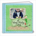 Gone Fishing 8x8 photobook - 8x8 Photo Book (20 pages)
