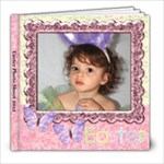 2012 Easter Photoshoot - 8x8 Photo Book (20 pages)