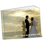Candy & Elvis - 7x5 Deluxe Photo Book (20 pages)
