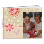Marys memory book - 11 x 8.5 Photo Book(20 pages)