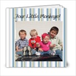 Monkeys - 6x6 Photo Book (20 pages)