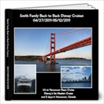 DCL CRUISE 2011 - 12x12 Photo Book (20 pages)