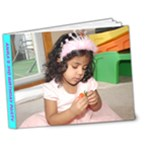 ANIKA S 3RD BIRTHDAY - 7x5 Deluxe Photo Book (20 pages)