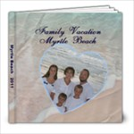 myrtle beach 2011 - 8x8 Photo Book (20 pages)