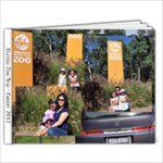 Dubbo Zoo - 7x5 Photo Book (20 pages)