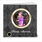 NORTHRUP 2011-2012 - 6x6 Photo Book (20 pages)