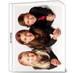 Christmas 2012 - 8x10 Deluxe Photo Book (20 pages)