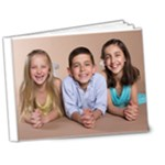 Easter 2012 - 7x5 Deluxe Photo Book (20 pages)
