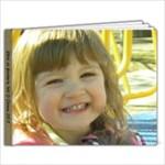 Elliot part 2 - 9x7 Photo Book (20 pages)