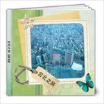 taipei - 8x8 Photo Book (20 pages)