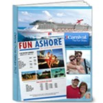 DAWN cruise 2012 - 8x10 Deluxe Photo Book (20 pages)