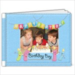 Happy Birthday Boy 9x7 Photo Book - 9x7 Photo Book (20 pages)