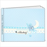 Akshaj baby photo book - 9x7 Photo Book (20 pages)