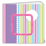 baby book-1 - 8x8 Deluxe Photo Book (20 pages)