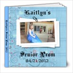 Prom Book 3 - 8x8 Photo Book (20 pages)