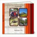 8x8 Photo Book (39 pages)