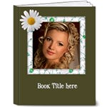 Daisy Picture Book 8x10 (20 Pages) - 8x10 Deluxe Photo Book (20 pages)