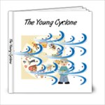 The Young Cyclone - 6x6 Photo Book (20 pages)