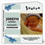 Jospeh - 12x12 Photo Book (20 pages)