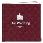 our wedding - 12x12 Photo Book (20 pages)