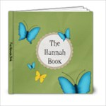 hannah - 6x6 Photo Book (20 pages)